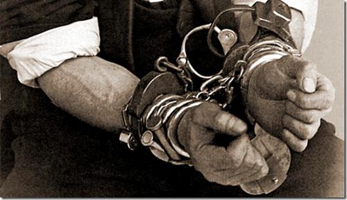 Освобождение из наручников