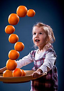 Превращаем апельсин в яблоко