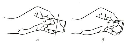 Схема фокуса