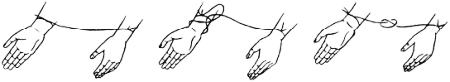 Как завязать узлы