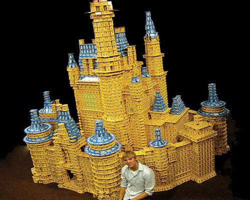Замок у золушки