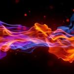 Огненные цветы или повелитель пламени