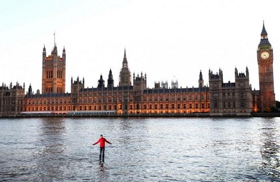 Хождение по Темзе