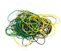 Веревки и резинки