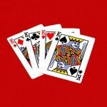Эффектный карточный трюк «Визитор»