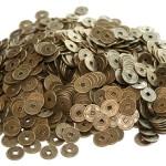 Иллюзия с китайской монеткой