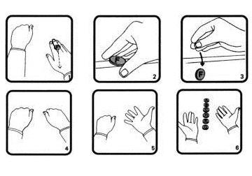 Пошаговая инструкция к фокусу