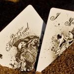 Методика отделения карт в колоде мизинцем