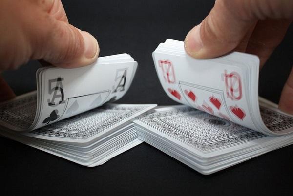 перемешивание карт