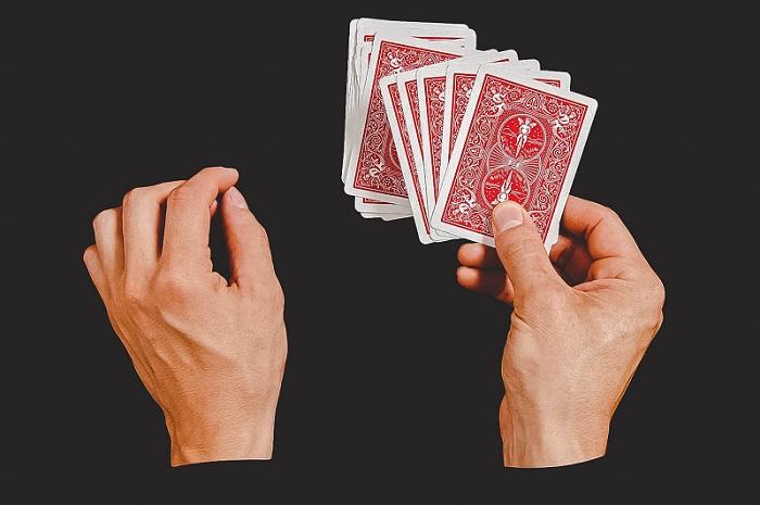 фокусы с картами