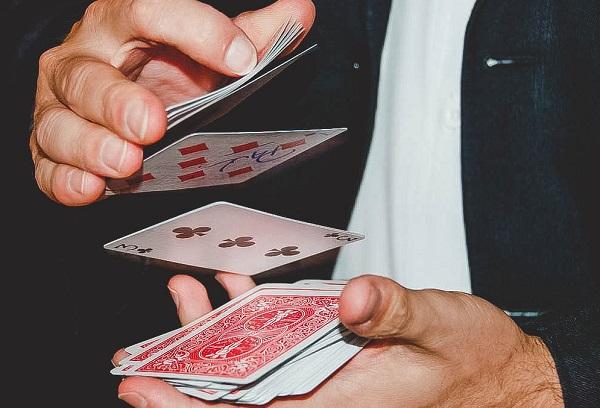 тасовка карт