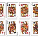 Фокус-сказка про королевство, 4 короля и 4 дамы