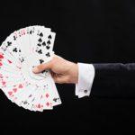 «Сила притяжения» — карточный фокус на любой случай