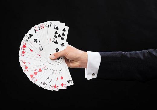 карточный трюк