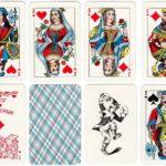 Фокус c атласной колодой из 36 карт